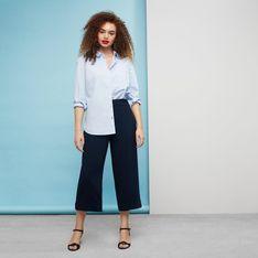 Moda curvy: i pantaloni che slanciano e valorizzano le tue gambe