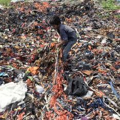En Inde, certains élèves paient leurs frais de scolarité en déchets plastiques