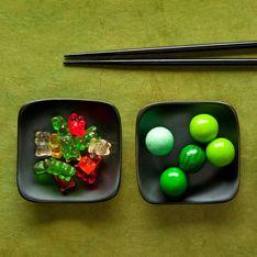 Süßes Sushi: Das quietschbunte Trend-Dessert für Asia-Fans!