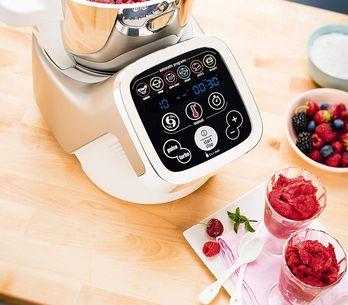 Que cuisiner au robot cuiseur ?