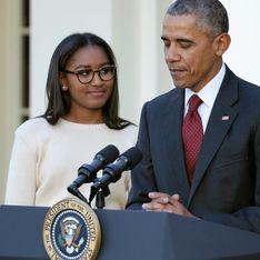 Sasha Obama, sublime au bras de son cavalier pour son bal de fin d'année