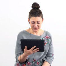 Emotionales Experiment: Bloggerin mit Essstörung spricht Betroffenen aus der Seele