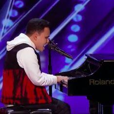 Aveugle et atteint d'autisme, il surprend tout le monde dans America's Got Talent