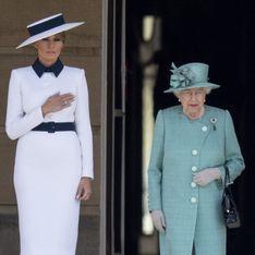 A Londres, le clin d'oeil de Melania Trump à Lady Di n'est pas passé inaperçu