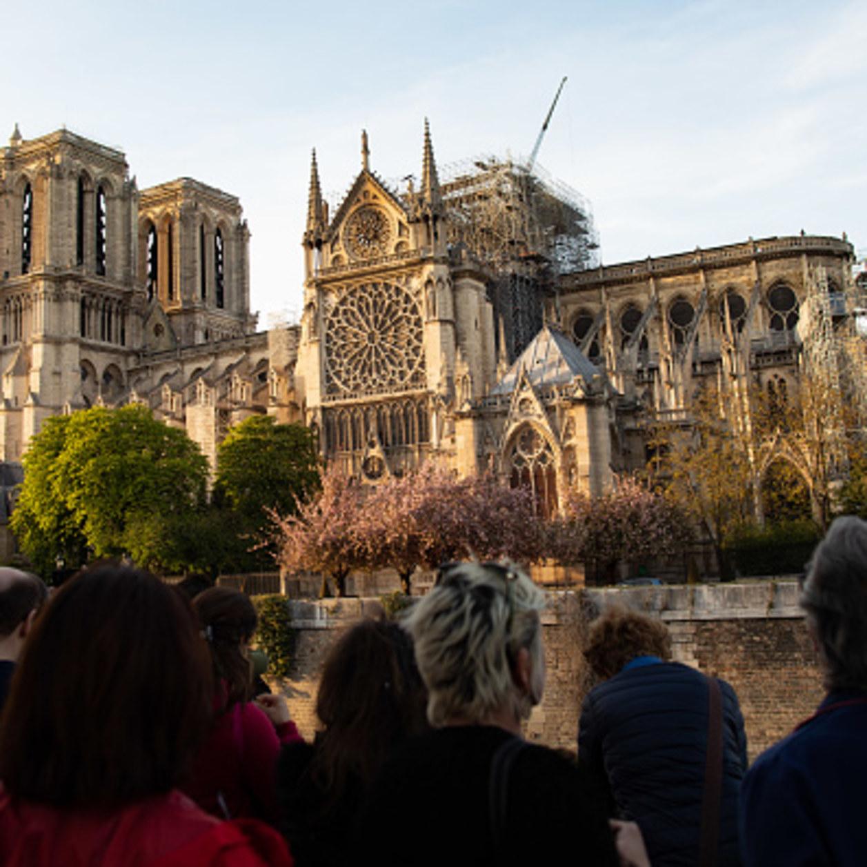 Après l'incendie de Notre-Dame de Paris, un fort taux de plomb détecté dans le sang d'un enfant