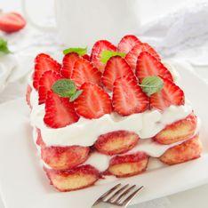 Come fare il tiramisù alle fragole: la ricetta alternativa del famoso dolce al cucchiaio!