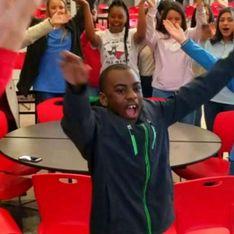La surprise de ces élèves à leur camarade de classe atteint d'autisme va vous faire craquer