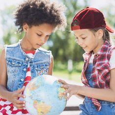 4 Spiele, die dein Kind zum Geo-Profi machen