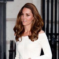 Avec ces escarpins pailletés, Kate Middleton a l'air d'une vraie princesse !