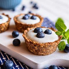Tartaletas: 5 ideas refrescantes y ligeras para el verano