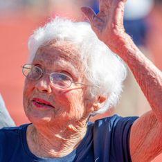 À 103 ans, cette mamie gagne deux nouvelles médailles d'or