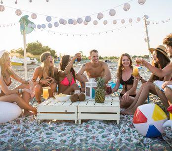 Comment organiser un apéritif sur la plage ?