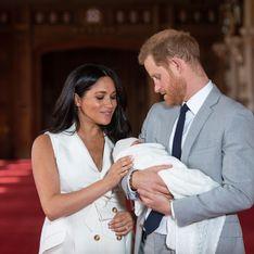 Harry y Meghan Markle ya preparan el bautizo de Archie