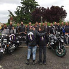 Ces motards ont volé au secours d'un collégien victime de harcèlement scolaire