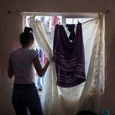 Accablée de douleur, la famille des noyés du Rio Bravo témoigne