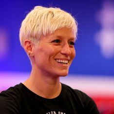 Megan Rapinoe, la femme qui fait trembler Donald Trump, refuse de chanter l'hymne national