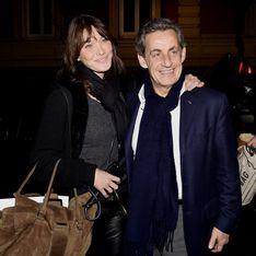 Nicolas Sarkozy, plus grand que Carla Bruni ? La Une de Paris Match fait réagir