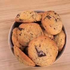 Cookies al cioccolato: come preparare in casa i famosi biscotti americani!