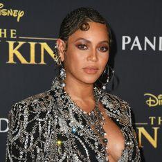 Adorable ! Beyoncé et Blue Ivy foulent le red carpet dans la même tenue