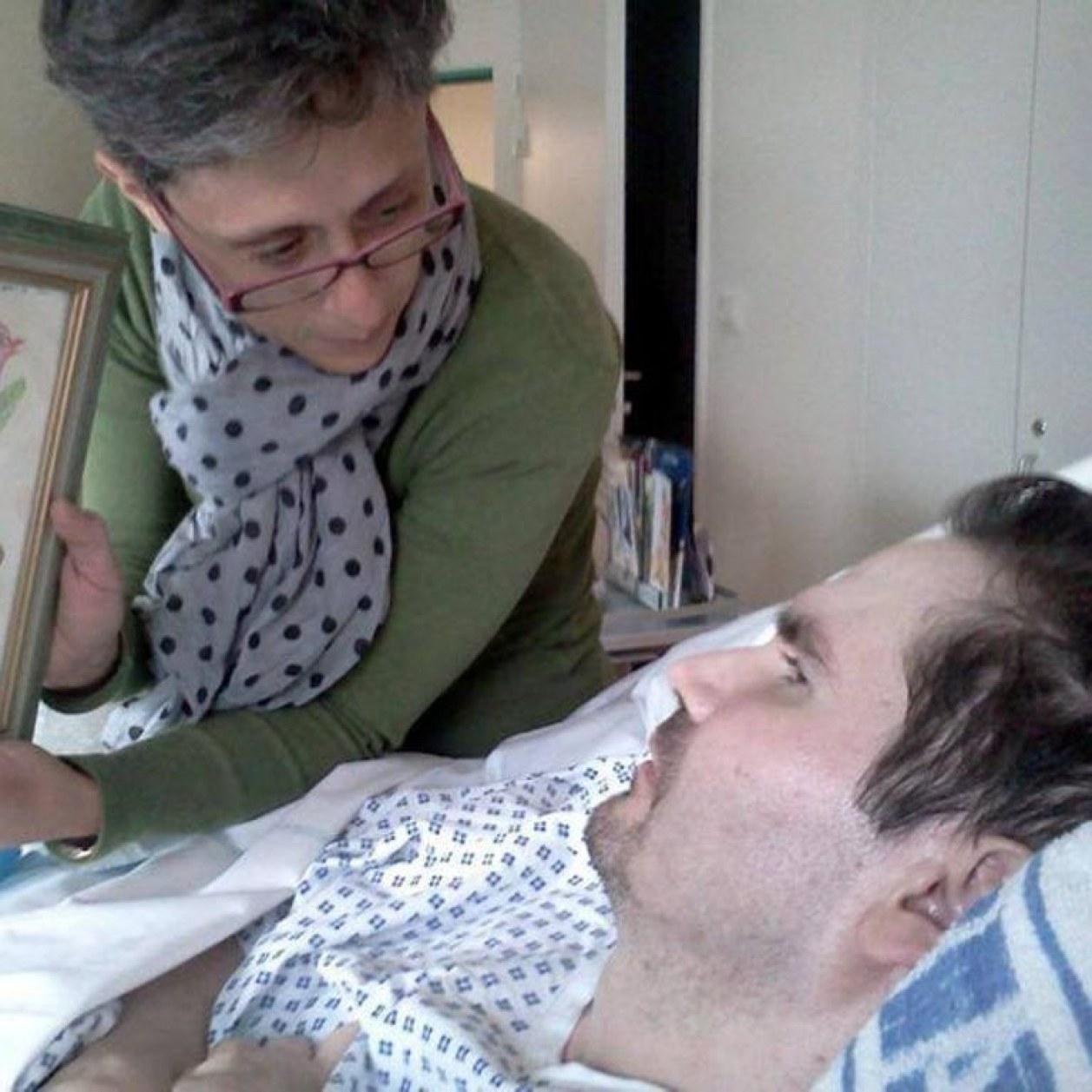 Vincent Lambert, devenu malgré lui le symbole de la fin de vie en France, est décédé