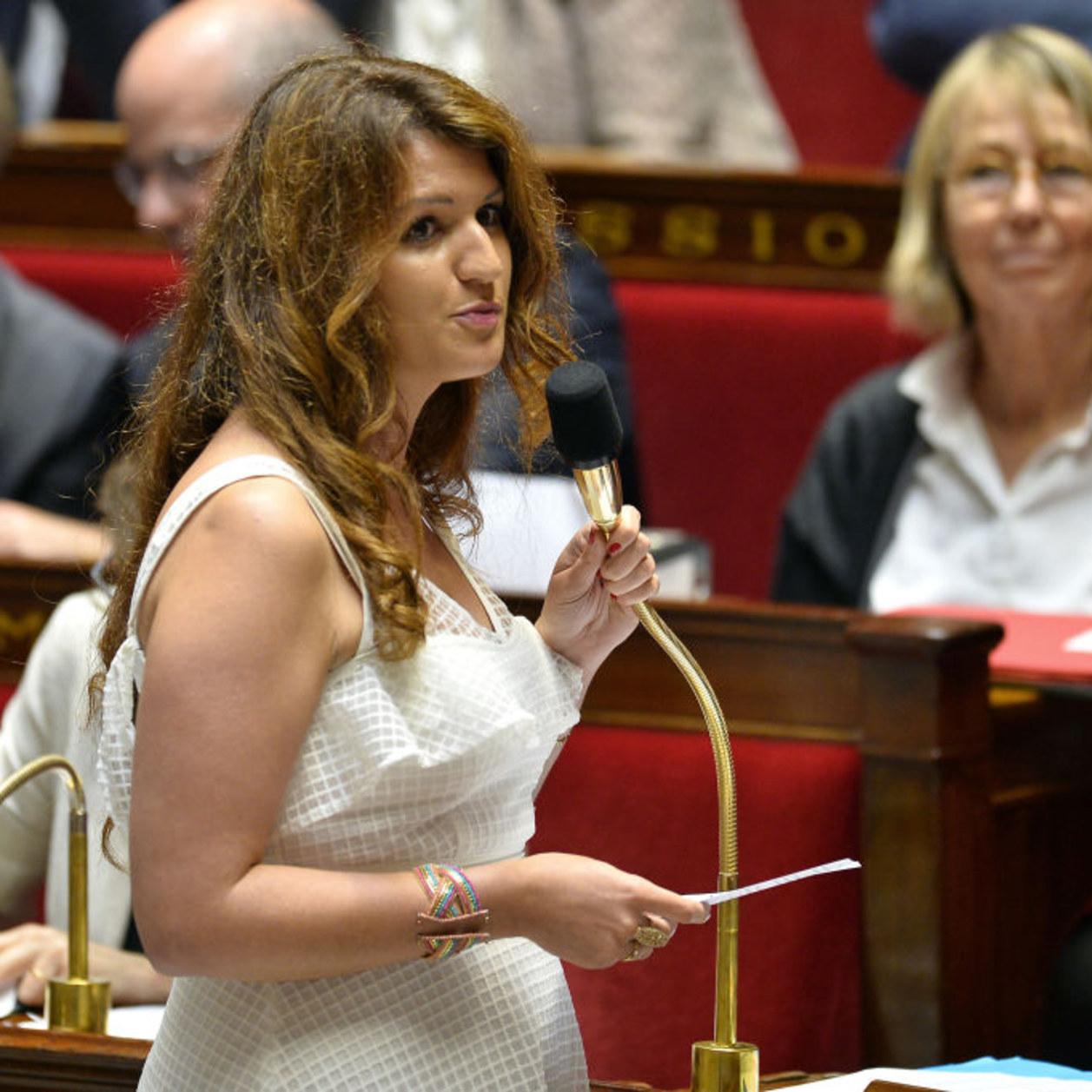 Excédée par le manque de parité, Marlène Schiappa s'en prend à LREM