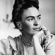 Peau blanche et sourcils épilés, cette photo retouchée de Frida Kahlo fait scandale