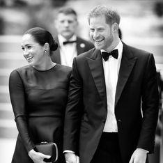 Meghan et Harry, duo ultra glamour à l'avant-première du Roi Lion