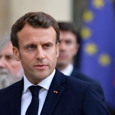 Emmanuel Macron appelé à lutter pour protéger l'IVG, loin d'être un acquis définitif