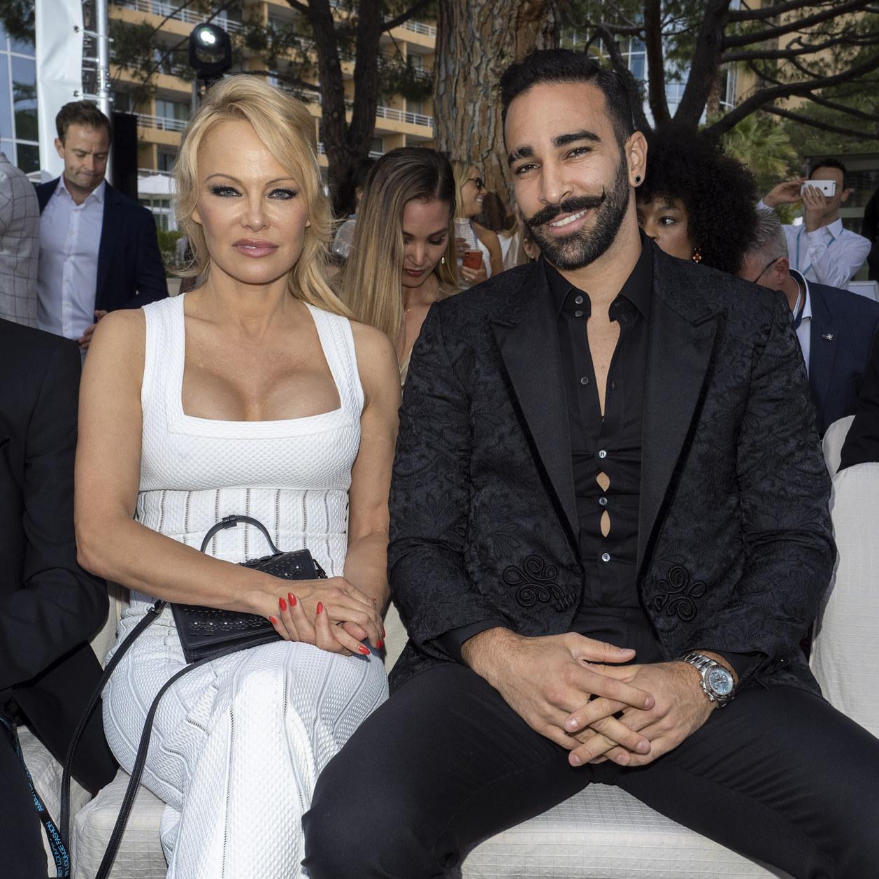 """""""Elle va le payer"""", Adil Rami veut se venger de Pamela Anderson"""
