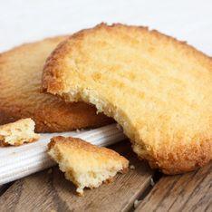 Biscotti al burro friabili: la ricetta veloce!