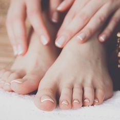 ¿Sabes cuáles son los problemas más frecuentes de las uñas de los pies?