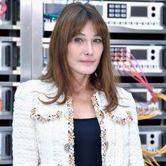 En vacances en Italie, Carla Bruni partage un tendre cliché de Nicolas Sarkozy et leur fille Giulia