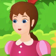 Dans ce dessin animé raciste et sexiste, une princesse s'enlaidit en devenant noire