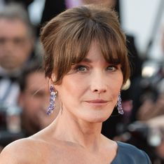 Carla Bruni partage un cliché symbolique de Nicolas Sarkozy et Giulia et émeut la Toile