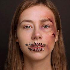 Je ne voulais pas mourir, les Russes réclament une loi contre les violences conjugales