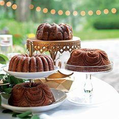 6 moules à pâtisserie pour des gâteaux vraiment incroyables