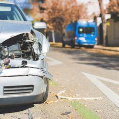 Une femme survit pendant 6 jours coincée dans sa voiture accidentée