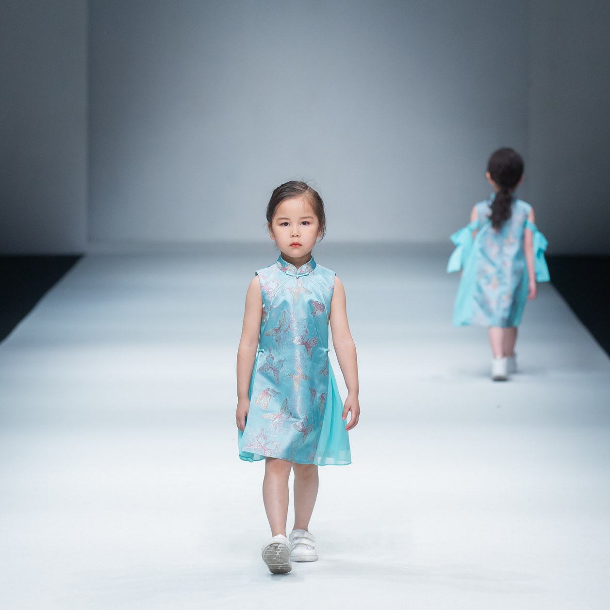 En Chine, le boom des enfants-mannequins fait polémique