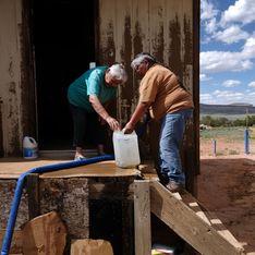 Près d'un quart de la population mondiale menacée par une pénurie d'eau