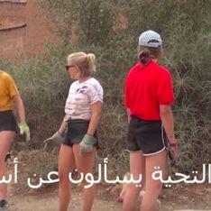 Au Maroc, des jeunes bénévoles belges en short suscitent l'indignation