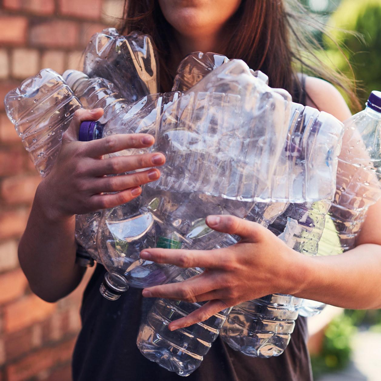 A Rome, on paye son ticket de métro en recyclant ses bouteilles en plastique