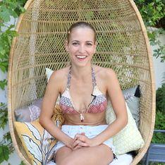 Así se cuida Ana Fernández en verano