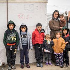 31 familles yézidies, victimes de Daesh, sont arrivées en France
