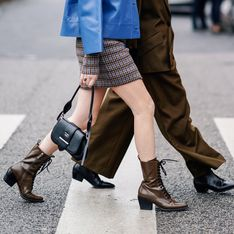 Lace-up-Boots: Diese Trendschuhe sind das Must-Have im Herbst