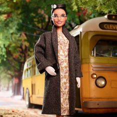 Mattel lance sa première Barbie en hommage à Rosa Parks