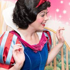À Disney, Blanche-Neige réconforte un petit garçon atteint d'autisme