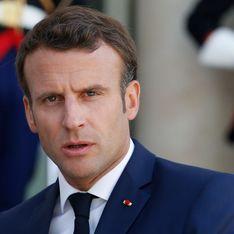 Emmanuel Macron, témoin en direct d'une défaillance au 3919