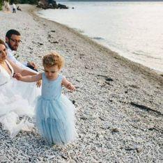 Cette maman laisse son fils de 2 ans aller à son mariage en robe