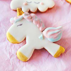 Einhorn-Kekse selber backen: Diese Rezepte sind magisch!