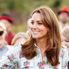 En robe à fleurs, Kate Middleton attire tous les regards au jardin d'enfant